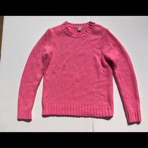 J Crew Women's Size Medium Pullover Sweater